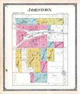 Jamestown, Cloud County 1917